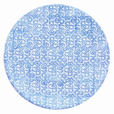 Tallrik flat Ø 27,5 cm Vesta Blå, Xantia
