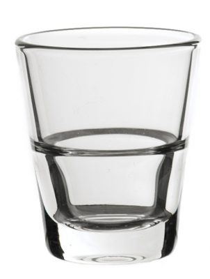 Shotglas 4,5 cl Stack Up, Arcoroc