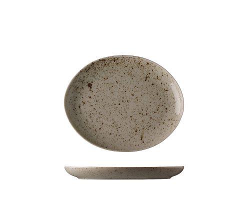 Lifestyle tallrik Oval 20cm, Lilien