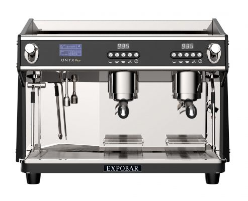 Onyx Pro 2 grupper, 3 boilers, Expobar