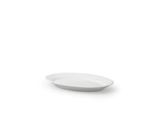 Princip tallrik oval Ø 24 cm, G. Benedikt