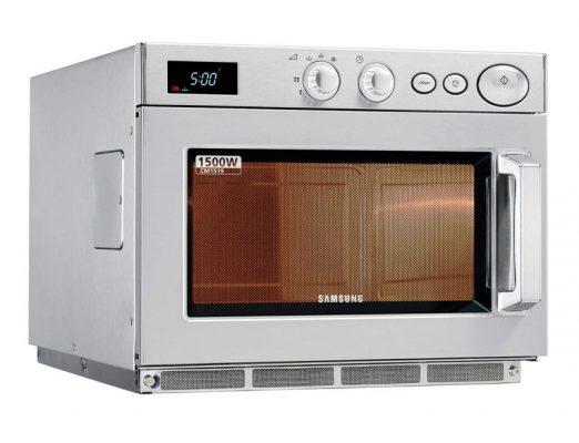 Mikrovågsugn Samsung CM1519, manuell, 1500 watt