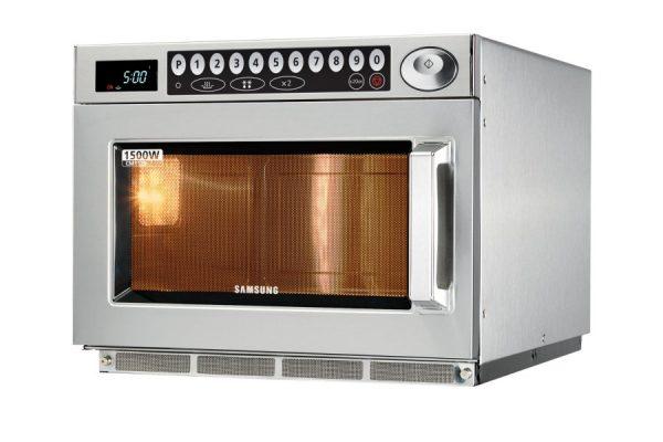Mikrovågsugn Samsung CM1529, programmerbar, 1500 watt