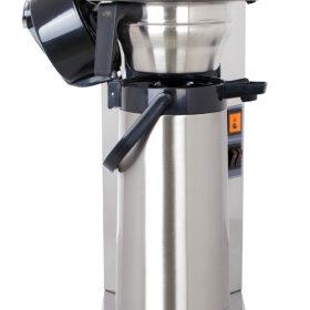 Kaffekanna i glas till Exxent kaffebryggare