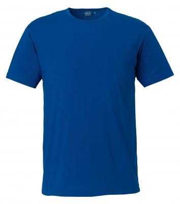 T-shirt - Unisex (Blå), Segers