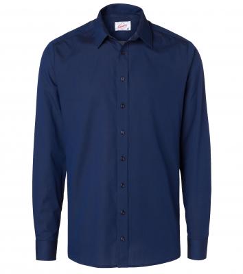 Herrskjorta (Midnattsblå), Segers