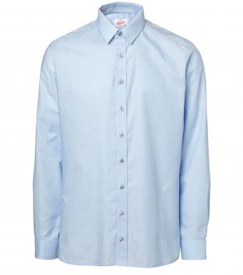 Herrskjorta (Ljusblå), Segers