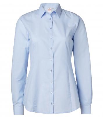 Damskjorta (Ljusblå), Segers