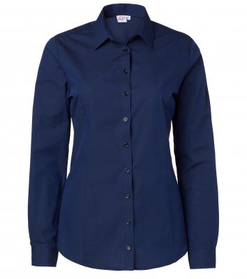 Damskjorta (Midnattsblå), Segers