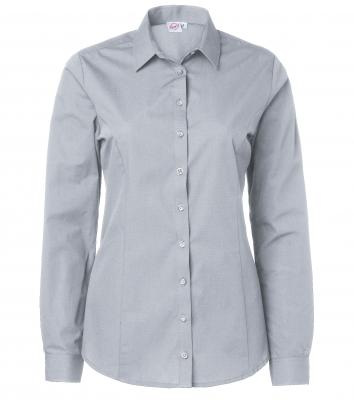 Damskjorta (Ljusgrå), Segers