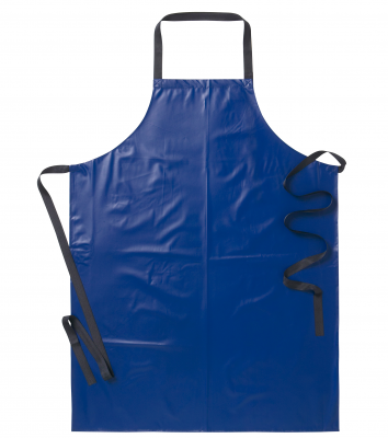 Plastförkläde (Marin), Segers