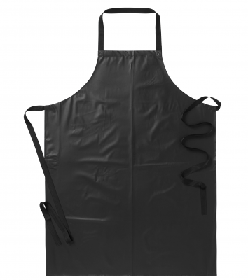 Plastförkläde (Svart), Segers
