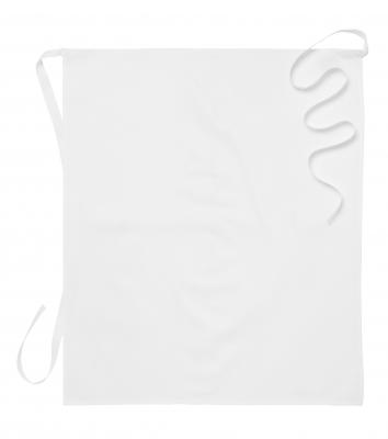 Midjeförkläde (Vit), Segers