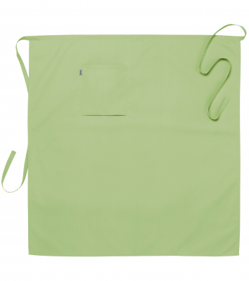 Midjeförkläde (Äpplegrön), Segers