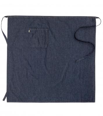 Midjeförkläde (Mörkblå), Segers