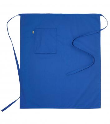Midjeförkläde (Blå), Segers