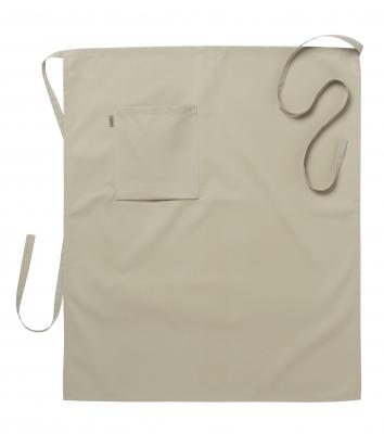 Midjeförkläde (Sand), Segers