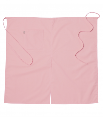 Midjeförkläde (Ljusrosa), Segers