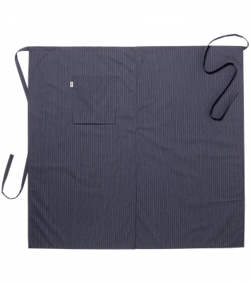 Midjeförkläde (Midnattsblå Rand), Segers
