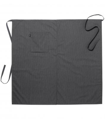 Midjeförkläde (Antracit Rand), Segers