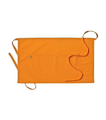 Midjeförkläde (Brandgul), Segers