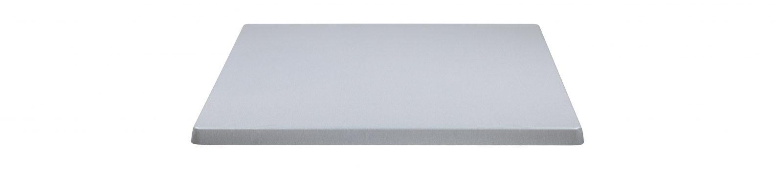 Bordsskiva 70x70cm, ljusgrå, Xirbi