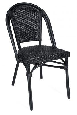 Paris stol, svart, Xirbi