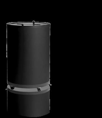 Burkkyl med innerfläkt, 80 L, Tefcold