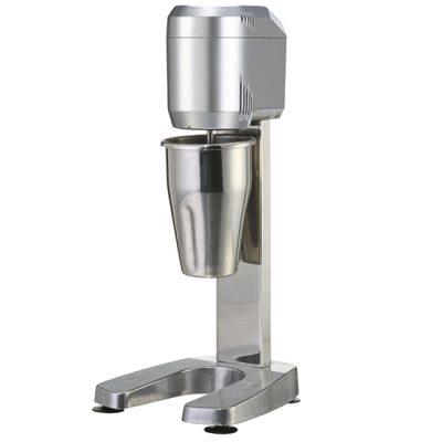 Drinkmixer med 1 bägare i rostfritt stål 0,95 L, 2 hastigheter, Ristormarkt