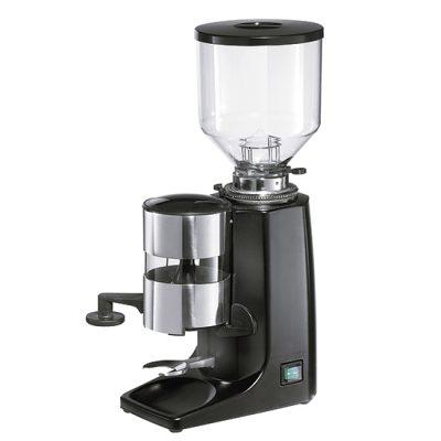 Kaffekvarn, 4-9 gram, svart, Mastro