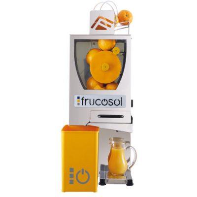 Juicepress, kompakt och automatisk, 10-12 apelsiner per min, Frucosol