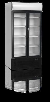 Kylskåp med 2 hängda dörrar, 796 L